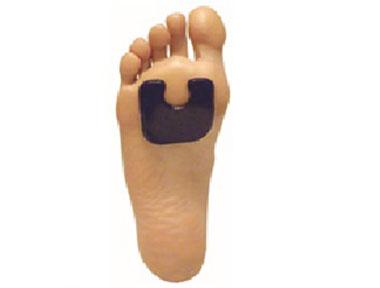 Podkłady żelowe stopy