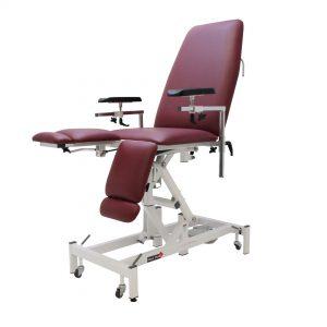 Fotele do pobierania krwi