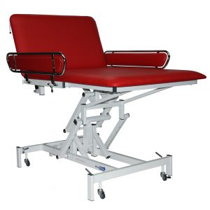 Armchairs and bariatric tables